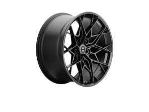 "ES#4045830 - 10h908547013tKT - 19"" FF10 Style Wheels - Set Of Four - 19x8.5"", ET47, 5x112, 66.56CB - Tarmac finish - HRE - Audi"