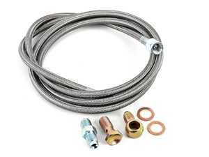 ES#4045484 - OBPSUB001 - Stainless Steel Braided Reservoir Feed Pipe - OBP -