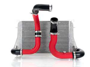 ES#4005377 - 023092ECS01PDK - ECS Tuning MQB Cast Aluminum Intercooler Upgrade Kit - Choose Your Charge Pipes - Upgrade to our in-house engineered intercooler and select from silicone couplers to full charge pipe kits for the ultimate package! - ECS - Audi Volkswagen