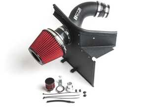 "ES#4017702 - CTS-IT-300R -  CTS Turbo Air Intake System - True 3.5"" Velocity Stack - NEW UPDATED DESIGN! True 3.5 intake for maximum airflow - 3.5"" mandrel bent piping with huge 6 velocity stack air filter! - CTS - Audi"