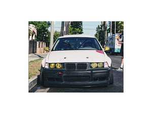 ES#4045507 - 707709Lip - E36 Front Lip - Fiberglass  - Agressive styling, simple installation. - Big Duck Club - BMW