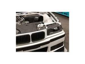 ES#4045502 - 707721C - E36 Headlight Delete - Carbon Fiber - The classy alternative to empty headlight housings. - Big Duck Club - BMW