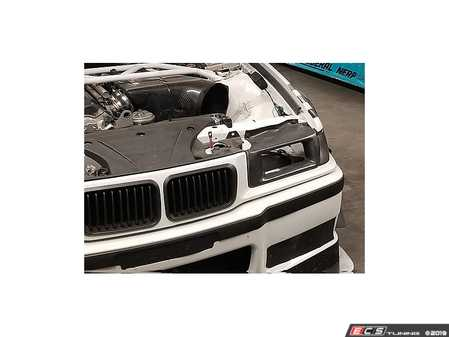 ES#4045502 - 707721C - E36 Headlight Delete - Carbon Fiber - The classy alternative to empty headlight housings. - Big Duck Club - BMW