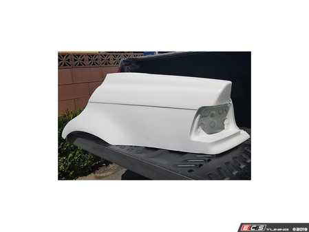 ES#4045372 - 707728F - E36 Sedan Rear Quarter Panel Kit - This full kit replaces both fenders and is an alternative to installing flares. - Big Duck Club - BMW