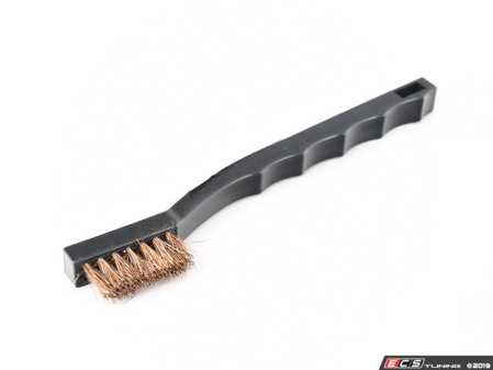 ES#2619150 - ACC663 - Master Grip Soft Horse Hair Detailing Brush - The Master Grip Brush is the versatile toothbrush style tool that cleans intricate, sensitive pieces and small to reach areas where other larger detailing brushes just cant reach. - Chemical Guys - Audi BMW Volkswagen Mercedes Benz MINI Porsche