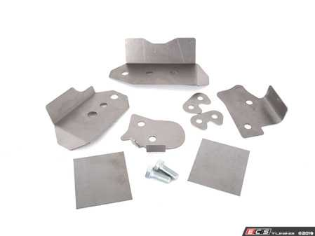 ES#3006359 - TDR4675412 - Rear Subframe/Chassis Reinforcement Kit - Say goodbye to torn subframe mounting! The industry standard in weld-in E46 subframe reinforcement. Updated in 2020 to provide additional reinforcement! - Turner Motorsport - BMW