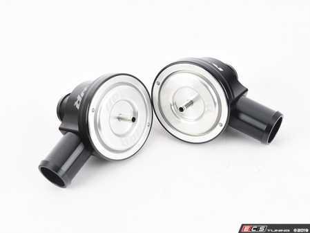 ES#4039652 - dv100001KT - Billet R1 Diverter Valve - Pair - Less maintenance, more boost. Kit includes two valves for twin-turbo applications. - APR - Audi Porsche