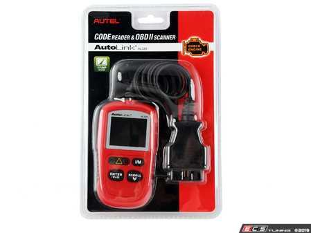 ES#4023654 - AL329 - Autel Autolink AL329 - OBDII Code Reader - Autel - Audi BMW Volkswagen Mercedes Benz MINI Porsche