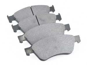 ES#2627810 - HB687N.750 - Front HP Plus Compound Performance Brake Pad Set - A compound can take the heat at the track and get you home safely - Hawk - Audi Volkswagen