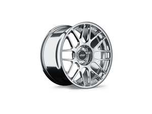 "ES#4056213 - ARC8R1795ET35PKT - 17"" APEX ARC-8R Square Wheel Set - Polished - Lighter and stronger than flow formed ARC-8's with increased brake clearance. 17x9.5 ET35 72.5CB - APEX Wheels - BMW"
