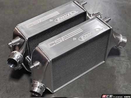 ES#4056296 - 8166 - 991 GT2 RS Twin Intercooler Set - Introducing the worlds 1st and only high-performance twin intercooler system for the ultra-exclusive Porsche 991 GT2 RS - CSF - Porsche