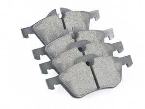 ES#3171172 - MDB2162 - Front Brake Pad Set - A great alternative to expensive OEM pads - Mintex - MINI