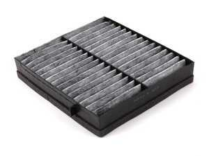 ES#2597518 - 1638350047 - Activated Charcoal Cabin Filter - Filters the air before it enters the cabin of your vehicle  - NPN - Mercedes Benz