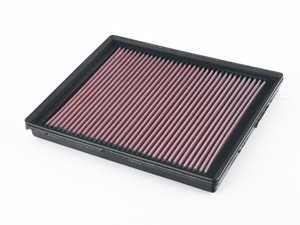 ES#3204825 - 332997 - High Flow Air Filter - More horsepower and better fuel mileage. - K&N - BMW