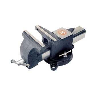ES#4056761 - KTI64106 - 6 In. Steel Bench Vise - K Tool International - Audi BMW Volkswagen MINI Porsche