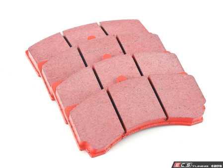 ES#520159 - DP3006C - EBC Redstuff Ceramic Pad - AP CP3894 D54 - Front - EBC -