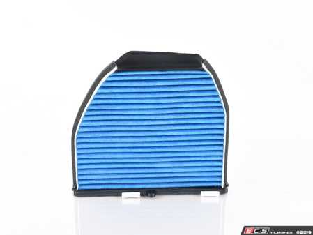 """ES#4004118 - 2128300318bC - Hengst Blue.Care Cabin Filter / Fresh Air Filter - Hengst's """"Blue.Care"""" Technology cabin filters consist of 5 layers of protection to catch particles down to .0003mm! - Hengst - Mercedes Benz"""