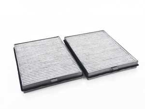 ES#4056529 - E960LC-2 - Cabin Filter / Fresh Air Filter - Set - Activated charcoal filter - Hengst - BMW