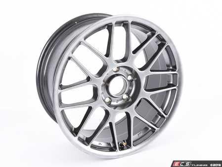 """ES#4057025 - ARC81885ET38HKsd - APEX ARC-8 18x8.5"""" *Scratch And Dent* - ET38 Hyper Black Wheel 18.45lbs - - APEX Wheels - BMW"""