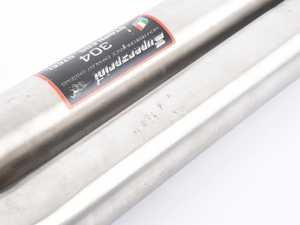 ES#4057266 - 986312sd - Supersprint Section 1 Pipe - *Scratch And Dent* - Connects to the downpipe - Supersprint - BMW