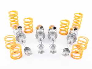 ES#3691442 - AUV MS00 - Ohlins Road & Track DFV Coilover Kit - Featuring Dual Flow Valve (DFV) technology - Gives customers a true racing experience, without losing comfort when commuting to work. - Ohlins - Audi