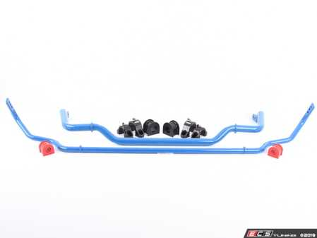 ES#3569911 - 023579tms06 - Adjustable Front/Rear 32/22mm Sway Bar Upgrade Kit - Reduce body roll and under-steer with the Turner Adjustable Front/Rear Upgraded Sway bar kit! - Turner Motorsport - BMW