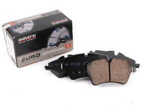 ES#2016163 - 34116778320 - Front Euro Ceramic Brake Pad Set eur1204 EUR1204A