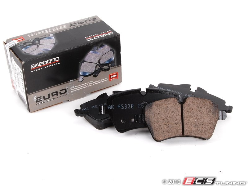 Akebono Ceramic Brake Pads Review Motavera Com