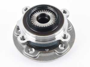 ES#3651357 - 33416867926 - Wheel Hub With Bearing Assembly - Front - Connects to the front axle carrier - FAG - MINI