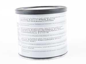 ES#3985229 - 001989465109 - Sunroof Lubricating Paste - 500 Gram Container - Genuine Mercedes Benz - Mercedes Benz