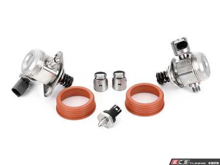 ES#4045253 - 135175953391KT - High Pressure Fuel Pump Kit - Includes both fuel pumps and a new fuel pressure sensor - Assembled By ECS - BMW