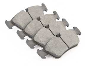 ES#3229534 - 308.05581 - StopTech Street Brake Pads - Front - Daily-Drivable pad that is also ideal for autocross and light track day use - StopTech - BMW
