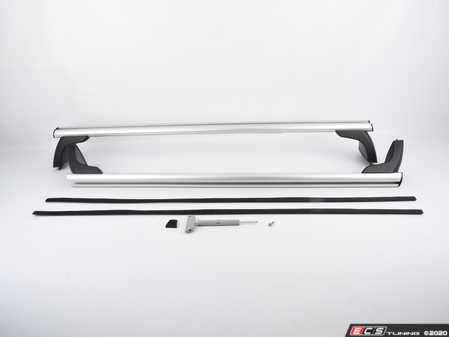 ES#4068899 - 82710443668sd - Roof Rack Base Bars - *Scratch And Dent* - Add looks and functionality to your BMW - Genuine BMW - BMW