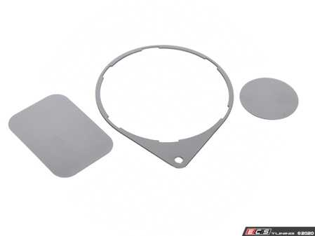 ES#3980421 - PM01.46 - 8V A3/S3/RS3 ExactFit Magnetic Phone Mount - Safely & securely mount your cell phone - Rennline - Audi