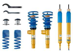 ES#4029265 - 47-269095 - Bilstein B14 Performance Coilover Kit - Height adjustable suspension system with performance valving and application specific, progressive rate coil springs. World-famous Bilstein quality with a limited lifetime warranty! - Bilstein - BMW