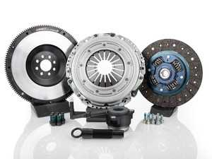 ES#4069440 - 003465ECS04 -  ECS Tuning Stage 2 Clutch Kit - Build-Your-Own Performance Kit - Select options to build your ideal clutch replacement package! Choose your throwout bearing or rear main seal,  among other options. - ECS - Audi Volkswagen