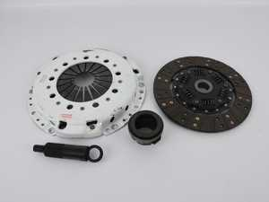 ES#4069431 - 03CM3-HD00-Xsd - Stage 1 Clutch Kit - FX100 - *Scratch And Dent* - Upgraded clutch plate with organic disc - Clutch Masters - BMW