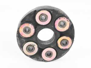 ES#2813800 - 1264100215 - Propeller Shaft Flex Disc - Priced Each - Includes all hardware needed for installation - Hamburg Tech - Mercedes Benz