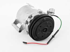 ES#4069633 - 64528385712KTsd2 - A/C Compressor - R134A - *Scratch And Dent* - Remanufactured, no core charge! - Omega - BMW