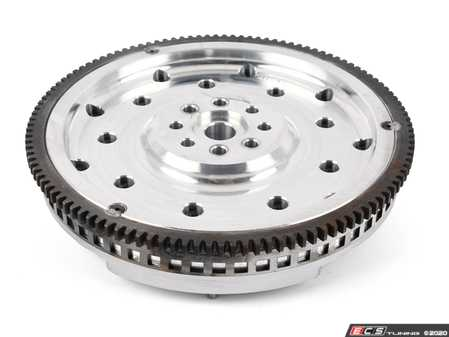 ES#3998858 - 034-503-1023 - Billet Aluminum Single-Mass Lightweight Flywheel - Weighing in at 13 lbs, allows for faster revving and easier rev matching when downshifting. - 034Motorsport - Audi