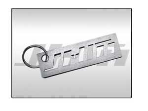 ES#4045930 - APP-JHMKC - JHM Aluminum Key Chain - Enhance the look of your keys with a stylish, laser cut JHM Aluminum Key Chain! - JH Motorsports  - Audi BMW Volkswagen Mercedes Benz MINI Porsche