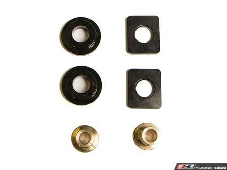 ES#4070073 - CTS-HW-0232  - Solid Shifter Bushing Kit - Rectangle 8.5mm - Round 8.0mm - Tighten your shifter and stop missing shifts with shifter bushings! - CTS - Audi Volkswagen
