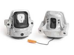 ES#4070107 - CTS-EM-B8-50D - CTS Street Sport Engine Mount - Priced Each - 50 Durometer rubber construction - Single engine mount - CTS - Audi