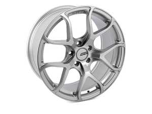 "ES#4045231 - whl00015KT - 18"" A01 Flow Formed Wheels - Set Of Four - 18""x8.5"", ET45, 5x112, 18.5lbs - Hyper Silver Finish - APR - Audi Volkswagen MINI"