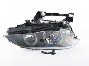 ES#4070576 - 008.673081sd - Halogen Headlight - Right - *Scratch And Dent* - Complete headlight assembly with clear corner markers - Hella - BMW