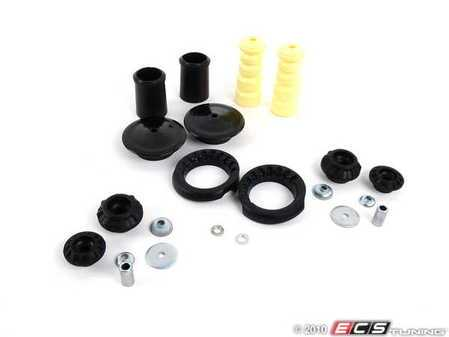 ES#1937 - A3RSHKWSP - ECS Rear Suspension Hardware/Install Kit - (NO LONGER AVAILABLE) - Includes upper spring perches - Assembled By ECS -