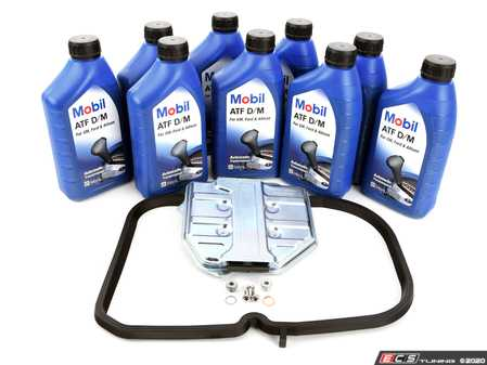 ES#2777510 - 1292770195KT8 - Automatic Transmission Service Kit - 722.3 - Includes everything to do a complete transmission service - Assembled By ECS - Mercedes Benz
