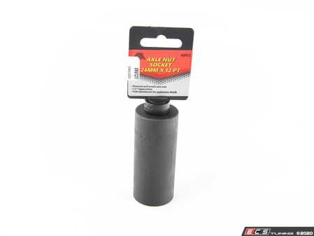 ES#4041057 - CTA4995 - Deep Well Impact Socket - 24mm - Ideal for many axle nuts and other high-torque fasteners - CTA Tools - Audi BMW Volkswagen Mercedes Benz MINI Porsche