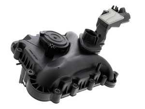 ES#4135623 - 06E103547AB - Oil Separator/Pressure Control Valve (PCV) - Located beneath the supercharger compressor - Vaico - Audi