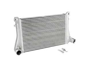 ES#4135238 - IETPCI1B - IE MK7/MQB FDS Performance Intercooler Kit V2 - Increase horsepower and defeat heat soak with the new and improved IE FDS front-mount Intercooler Kit - Integrated Engineering - Audi Volkswagen